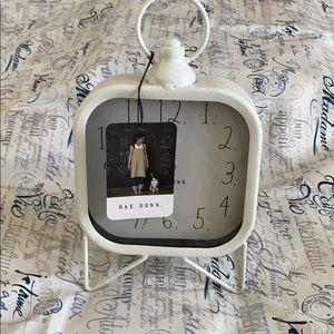 Rae Dunn Accents - Rae Dunn Clock